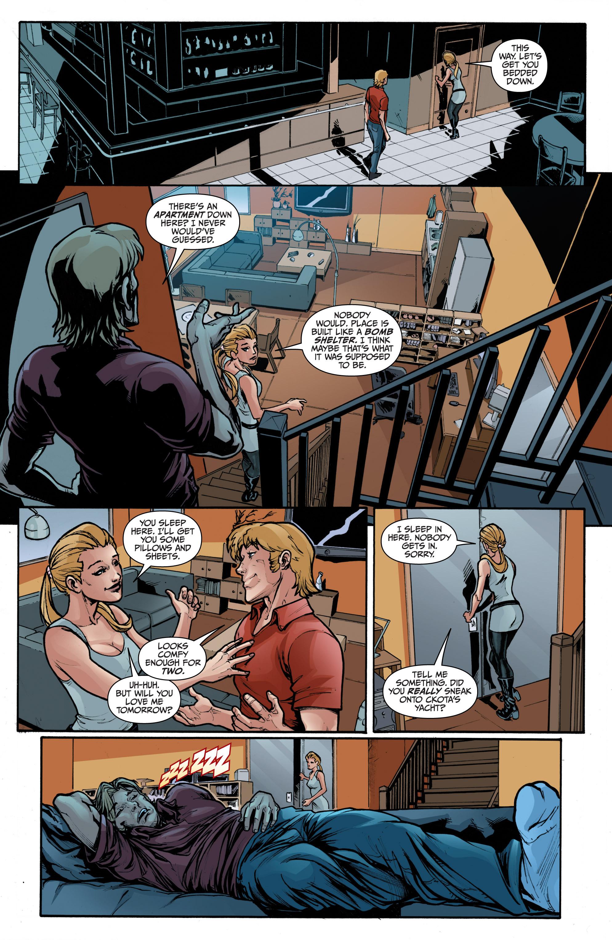 Read online 3 Guns comic -  Issue #1 - 22