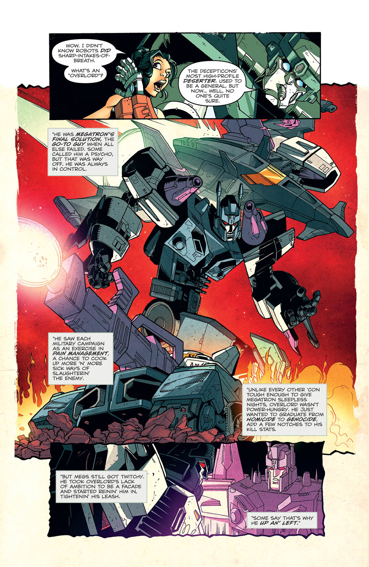 Read online Transformers: Last Stand of The Wreckers comic -  Issue #2 - 15