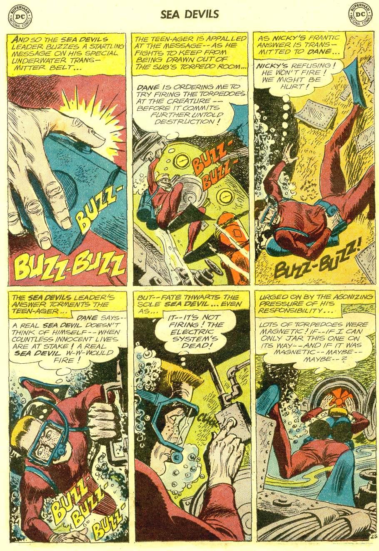 Read online Sea Devils comic -  Issue #12 - 30