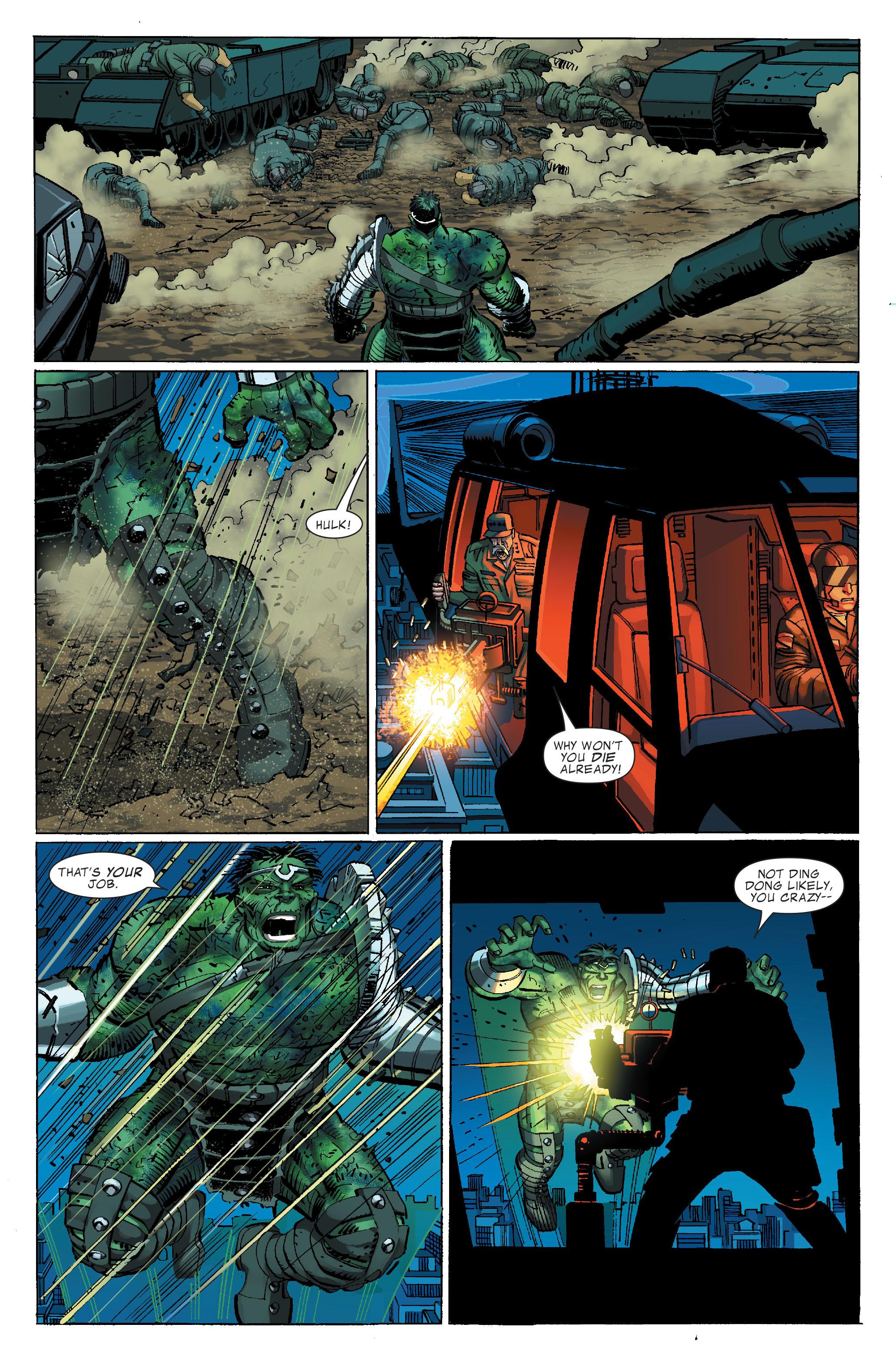 Read online World War Hulk comic -  Issue #3 - 24