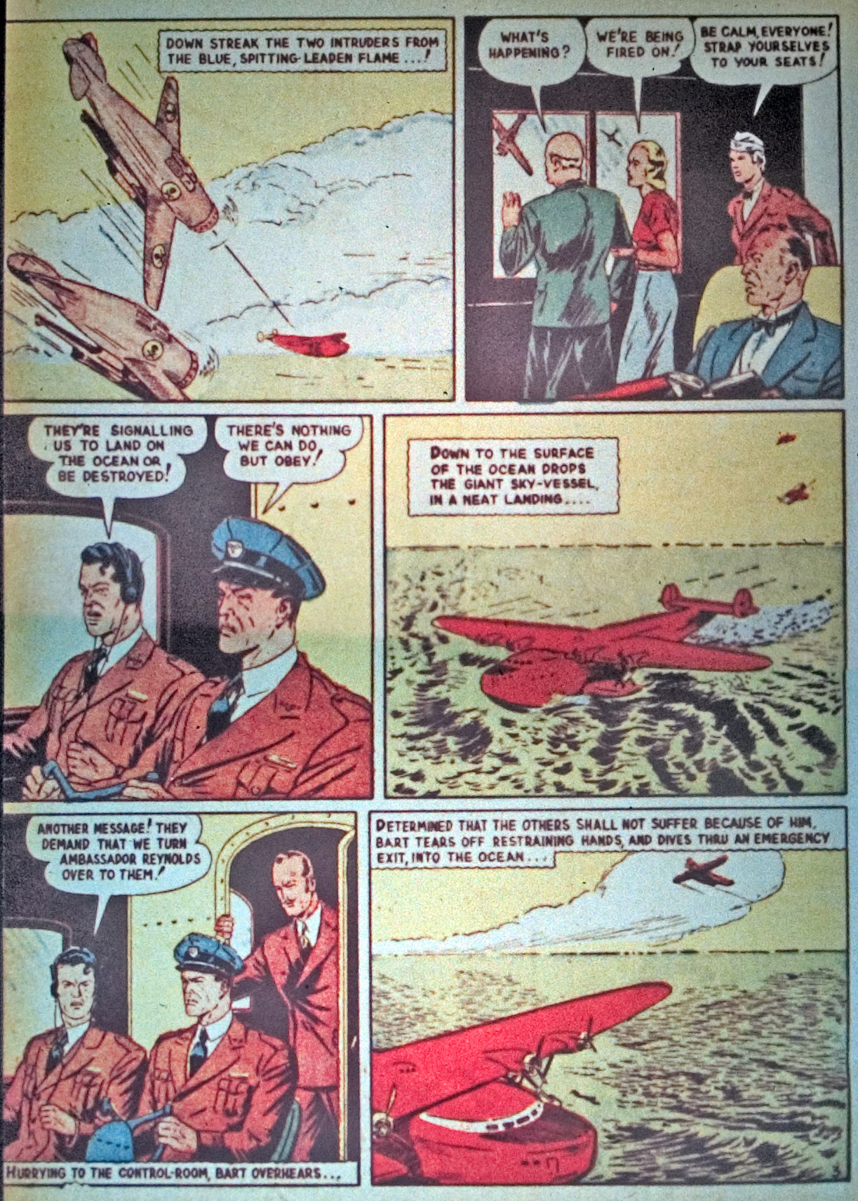 Read online Detective Comics (1937) comic -  Issue #34 - 16