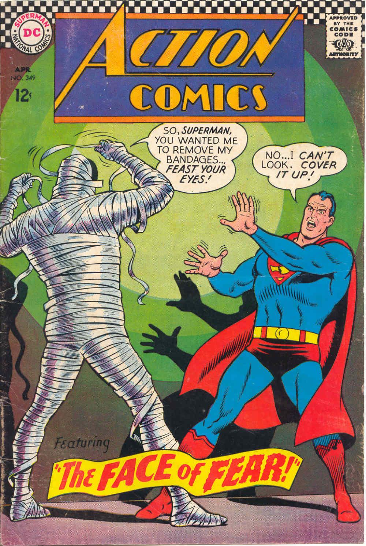 Action Comics (1938) 349 Page 1