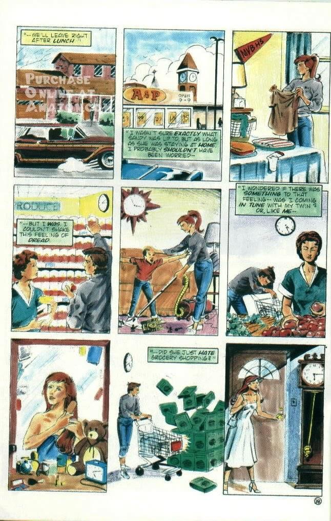 Read online Quantum Leap comic -  Issue #6 - 19