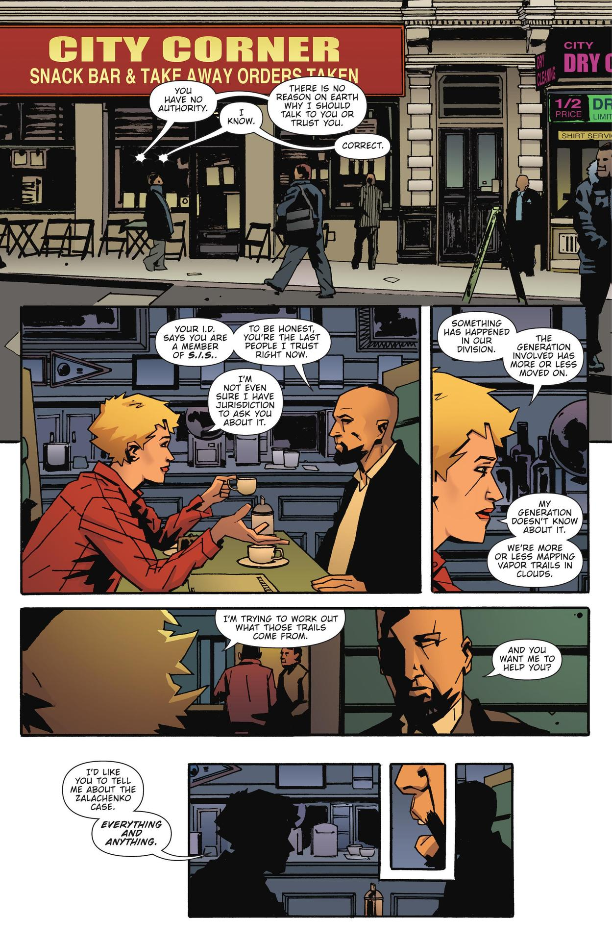 Read online The Girl Who Kicked The Hornet's Nest comic -  Issue # TPB - 165