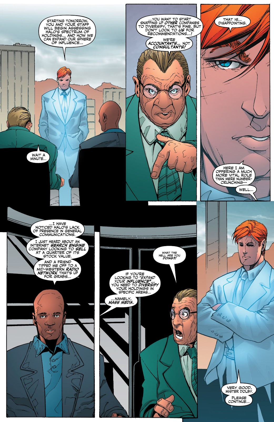 Wildcats Version 3.0 Issue #2 #2 - English 15