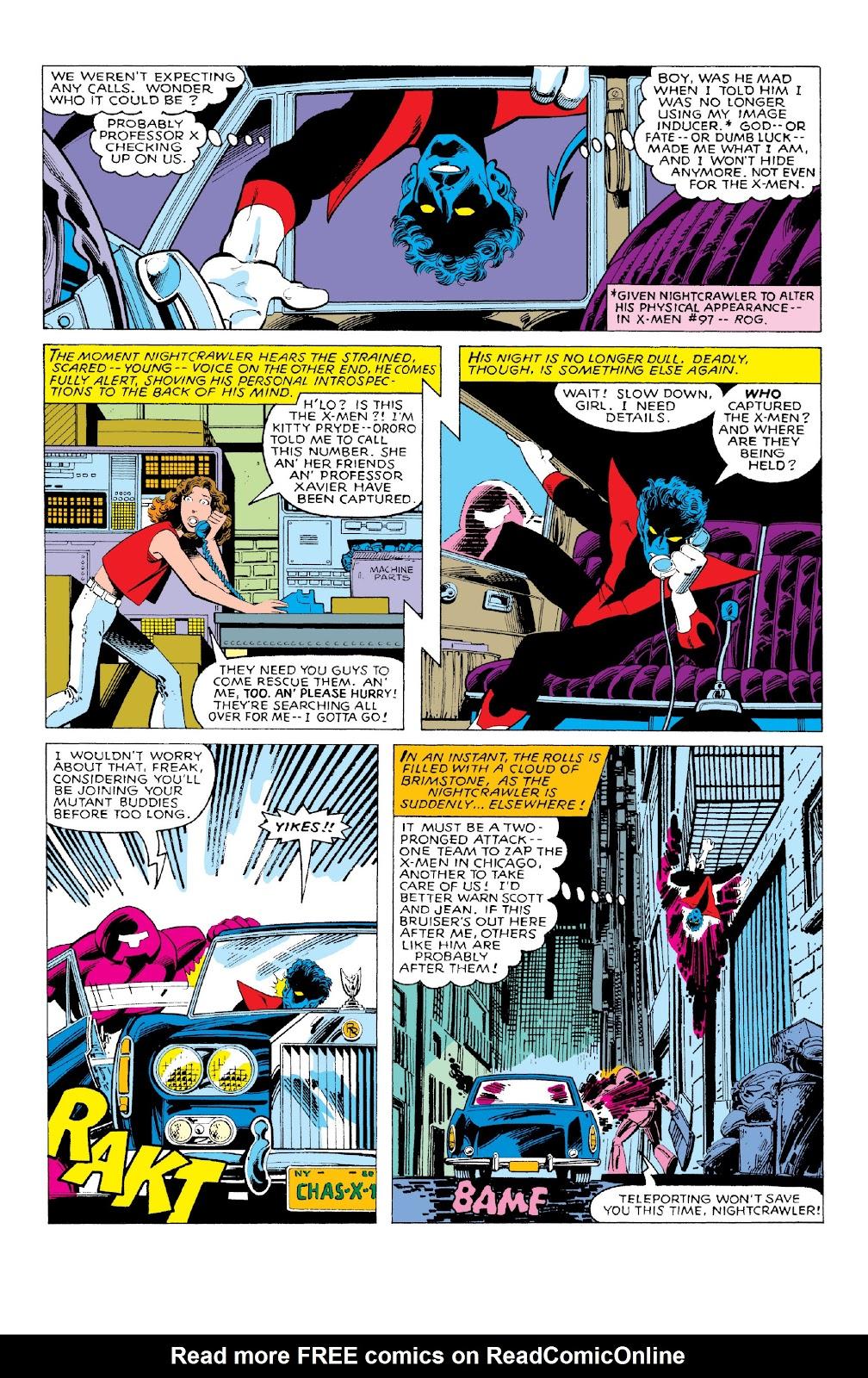 Read online X-Men Milestones: Dark Phoenix Saga comic -  Issue # TPB (Part 1) - 35