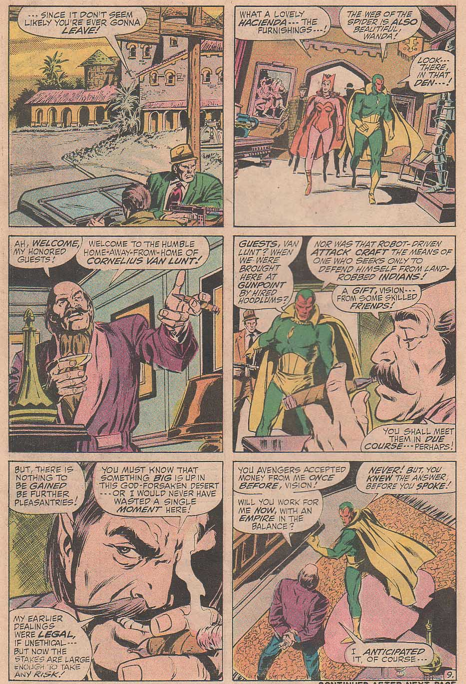 The Avengers (1963) 81 Page 9
