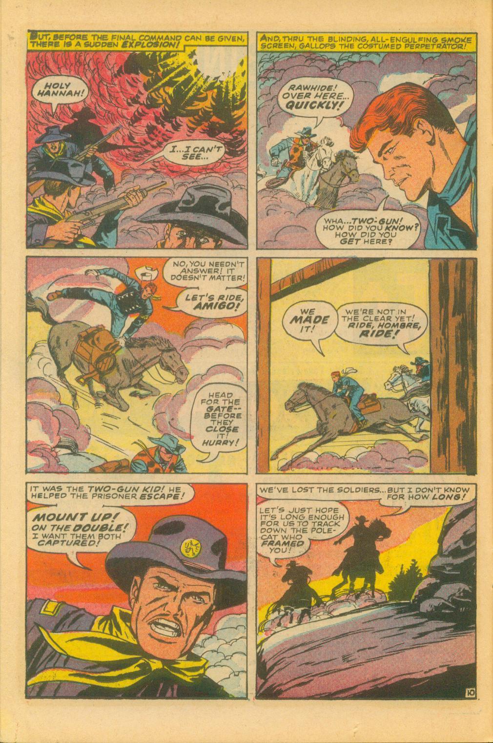 Read online Two-Gun Kid comic -  Issue #85 - 15