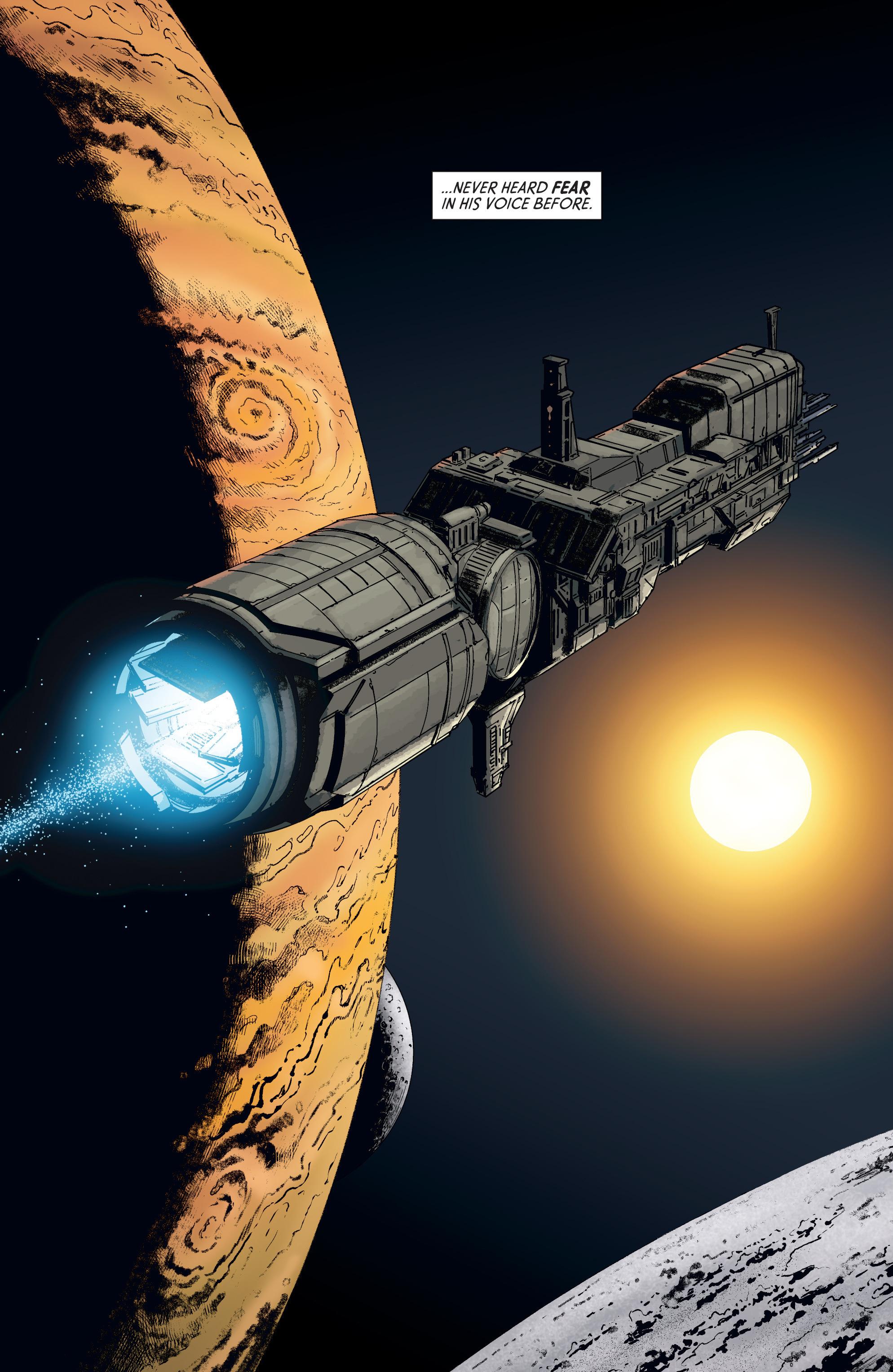 Read online Aliens: Defiance comic -  Issue #7 - 20