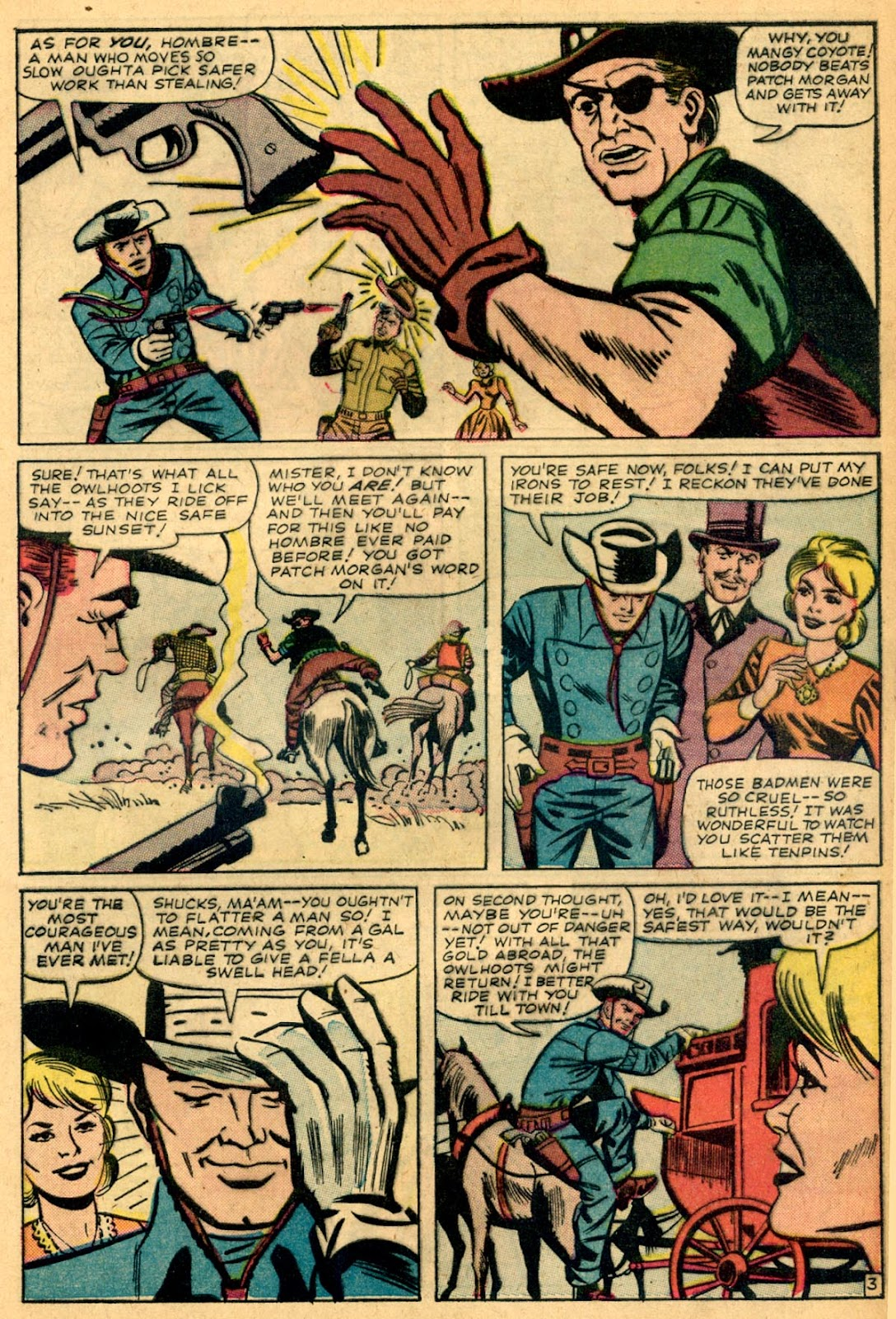 The Rawhide Kid (1955) issue 43 - Page 5