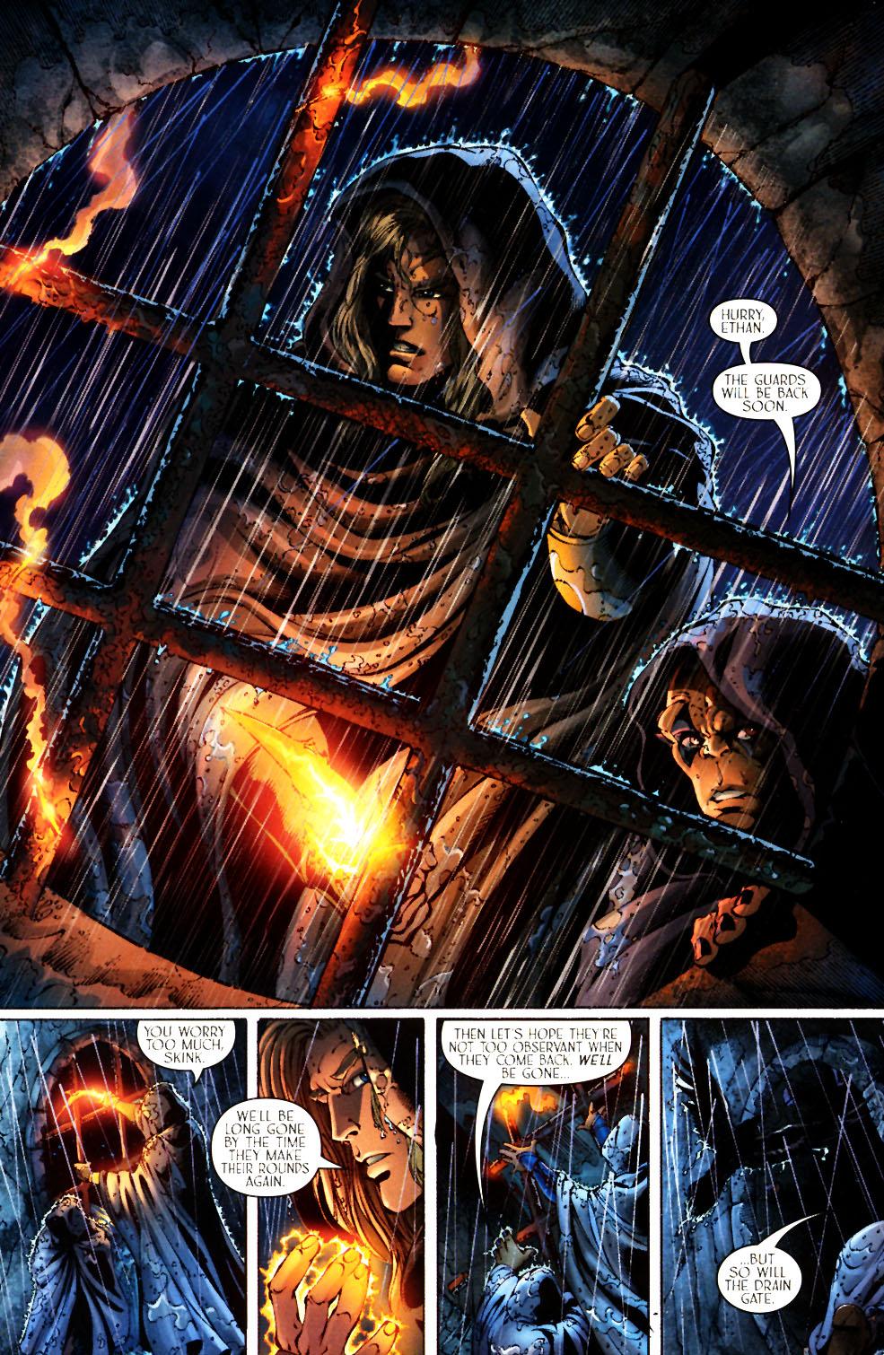 Read online Scion comic -  Issue #12 - 5