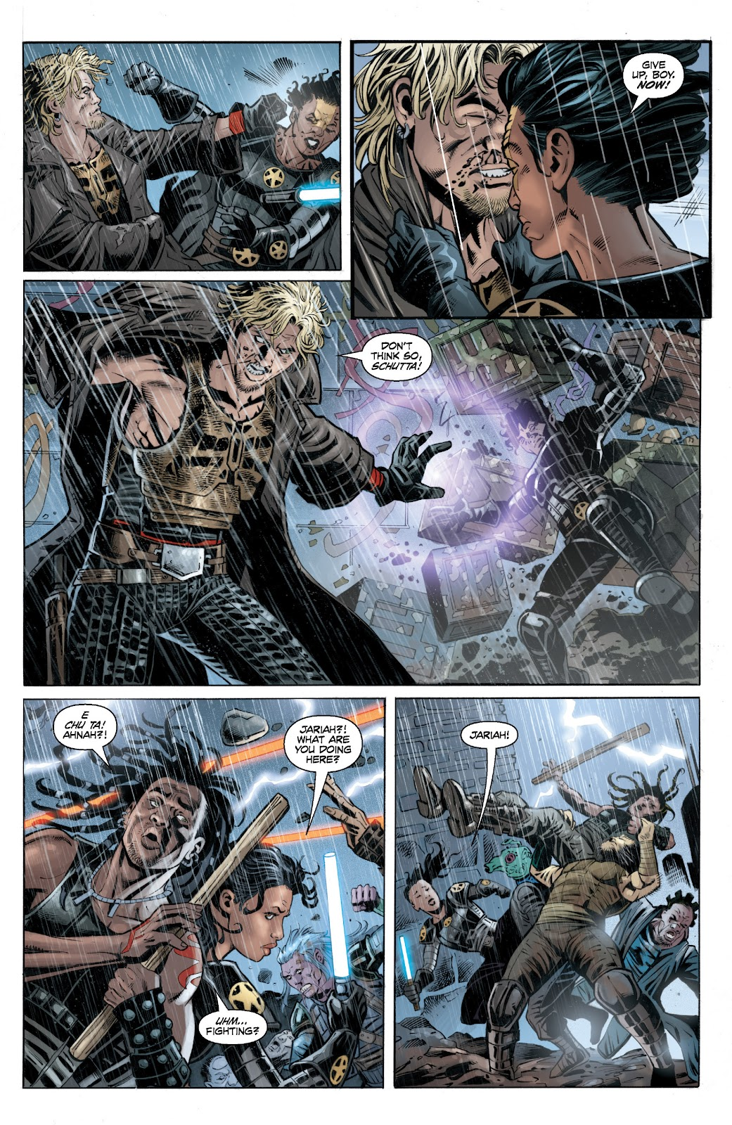 Read online Star Wars Legends: Legacy - Epic Collection comic -  Issue # TPB 2 (Part 4) - 74