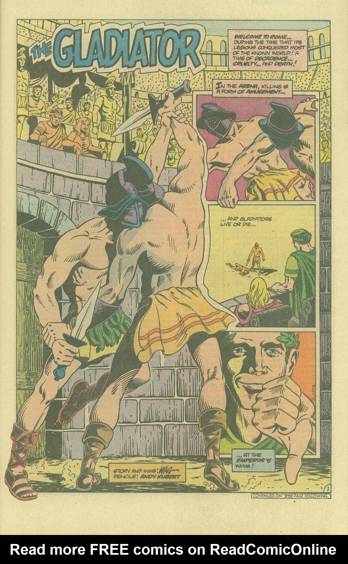 Read online Sgt. Rock comic -  Issue #394 - 27