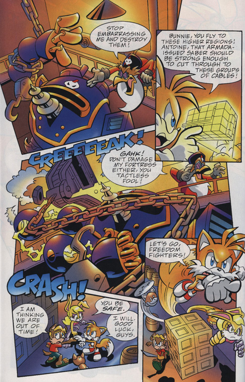 Read online Sonic Universe comic -  Issue #20 - 5
