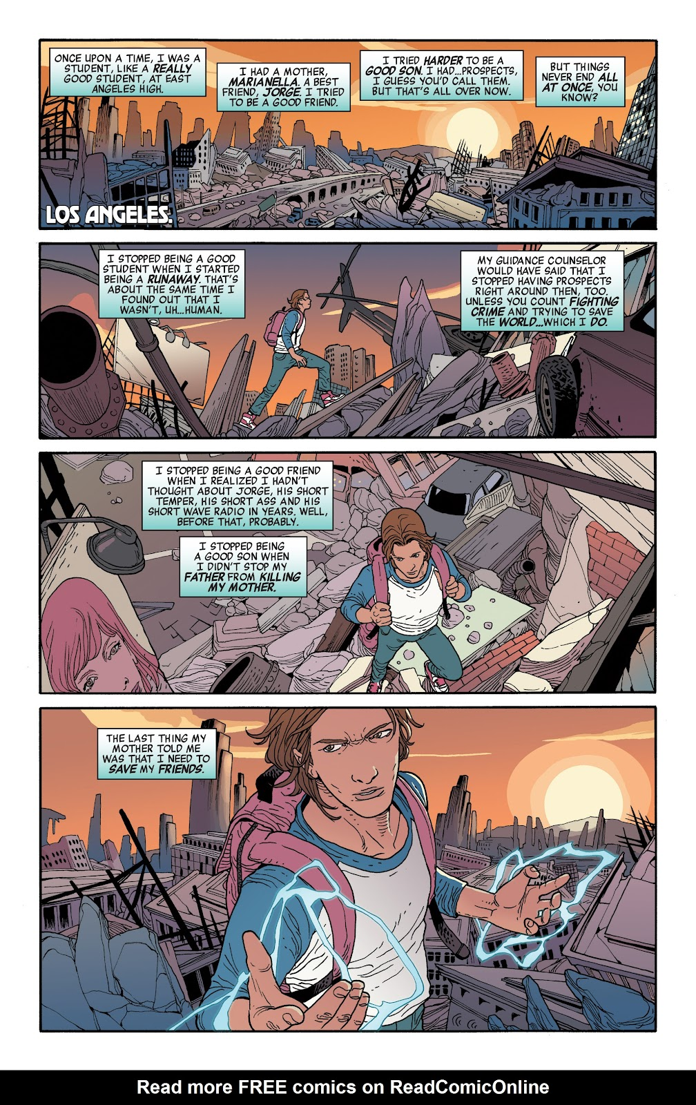 Read online Age of Ultron Companion comic -  Issue # TPB (Part 1) - 95