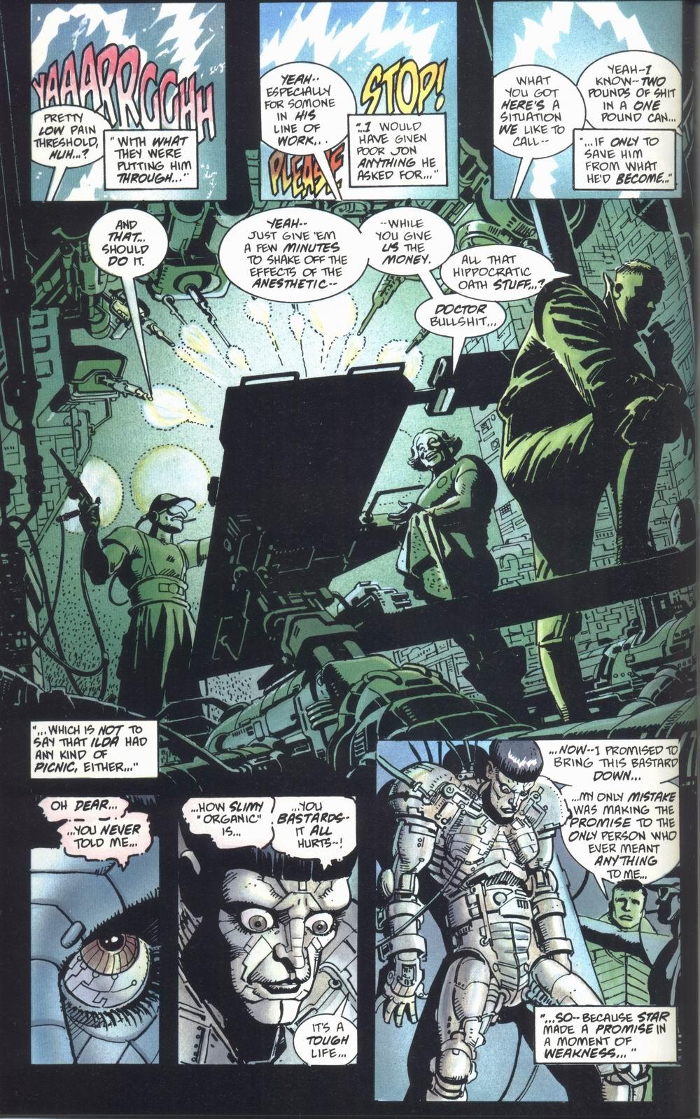 Read online Twilight comic -  Issue #3 - 31
