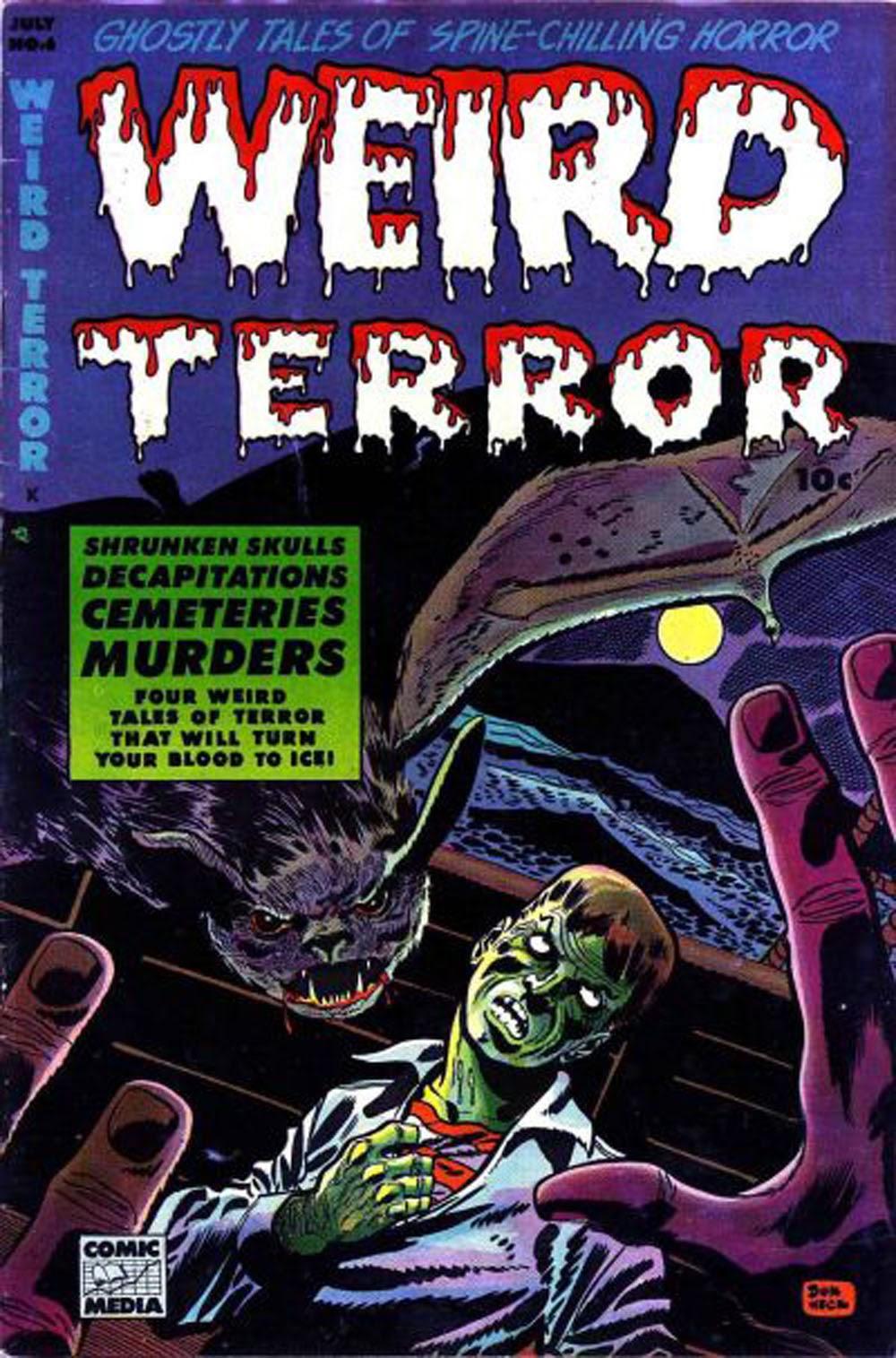 Weird Terror issue 6 - Page 1