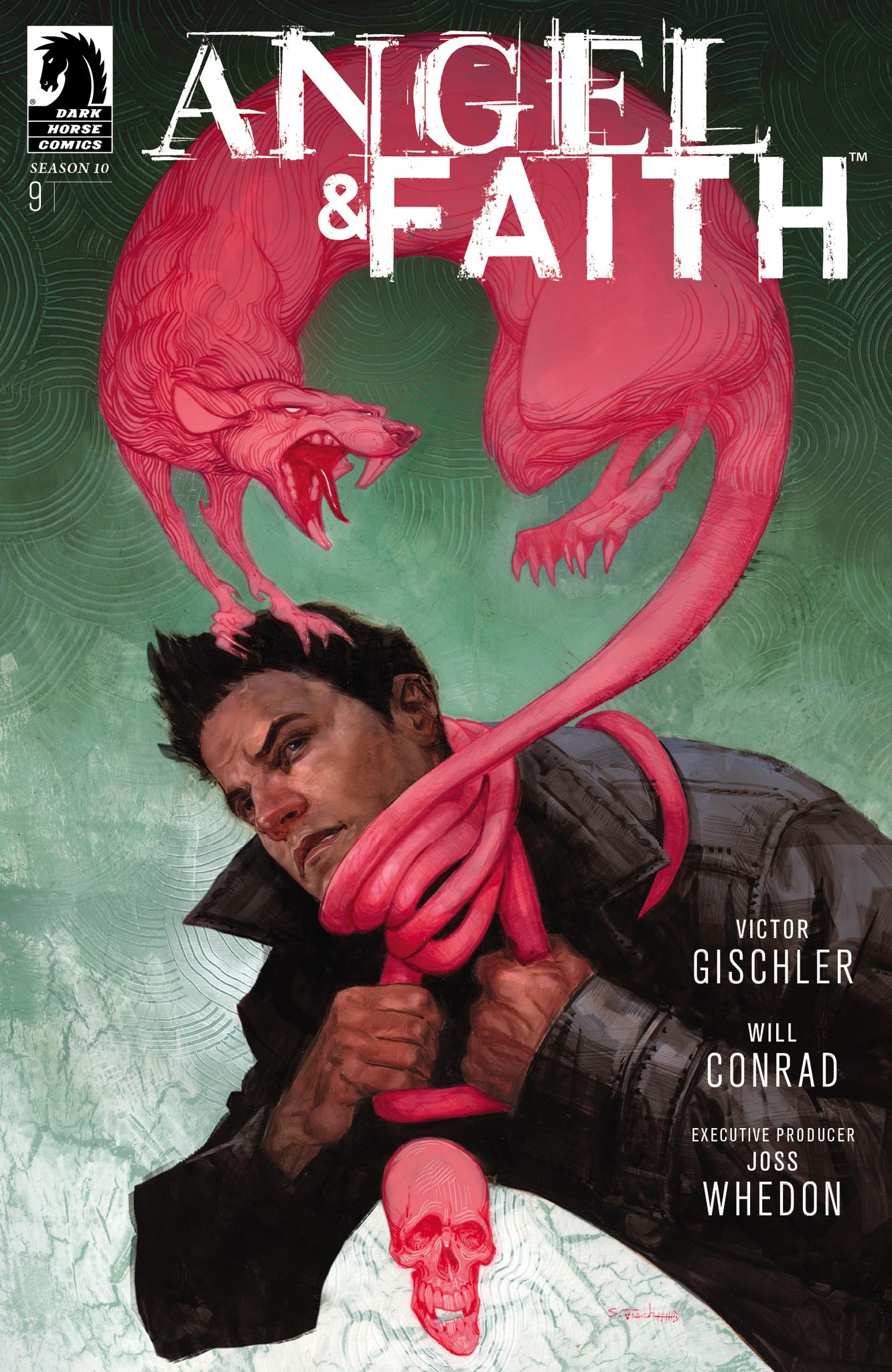 Read online Angel & Faith Season 10 comic -  Issue #9 - 1