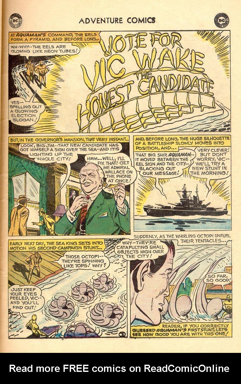 Read online Adventure Comics (1938) comic -  Issue #263 - 28