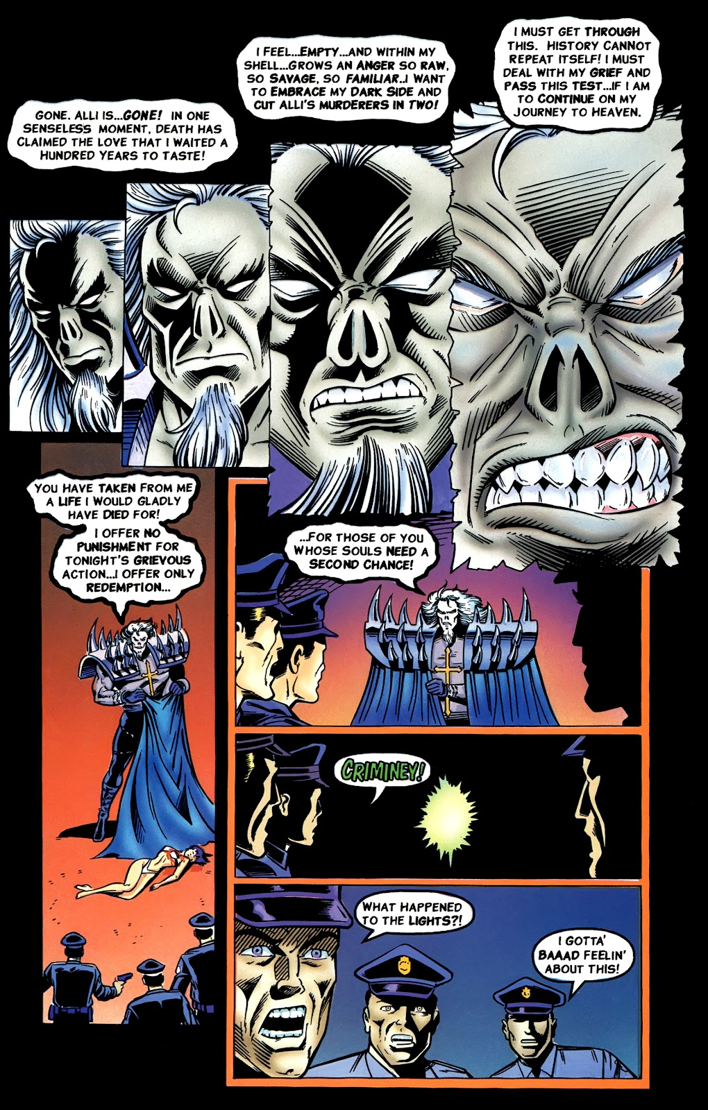 Read online Perg comic -  Issue #8 - 7