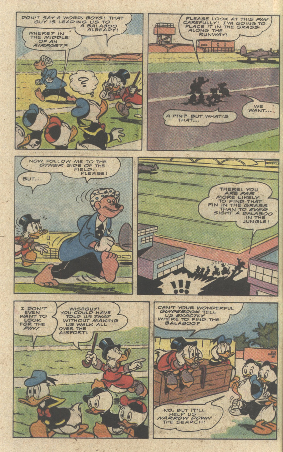 Read online Uncle Scrooge (1953) comic -  Issue #242 - 16