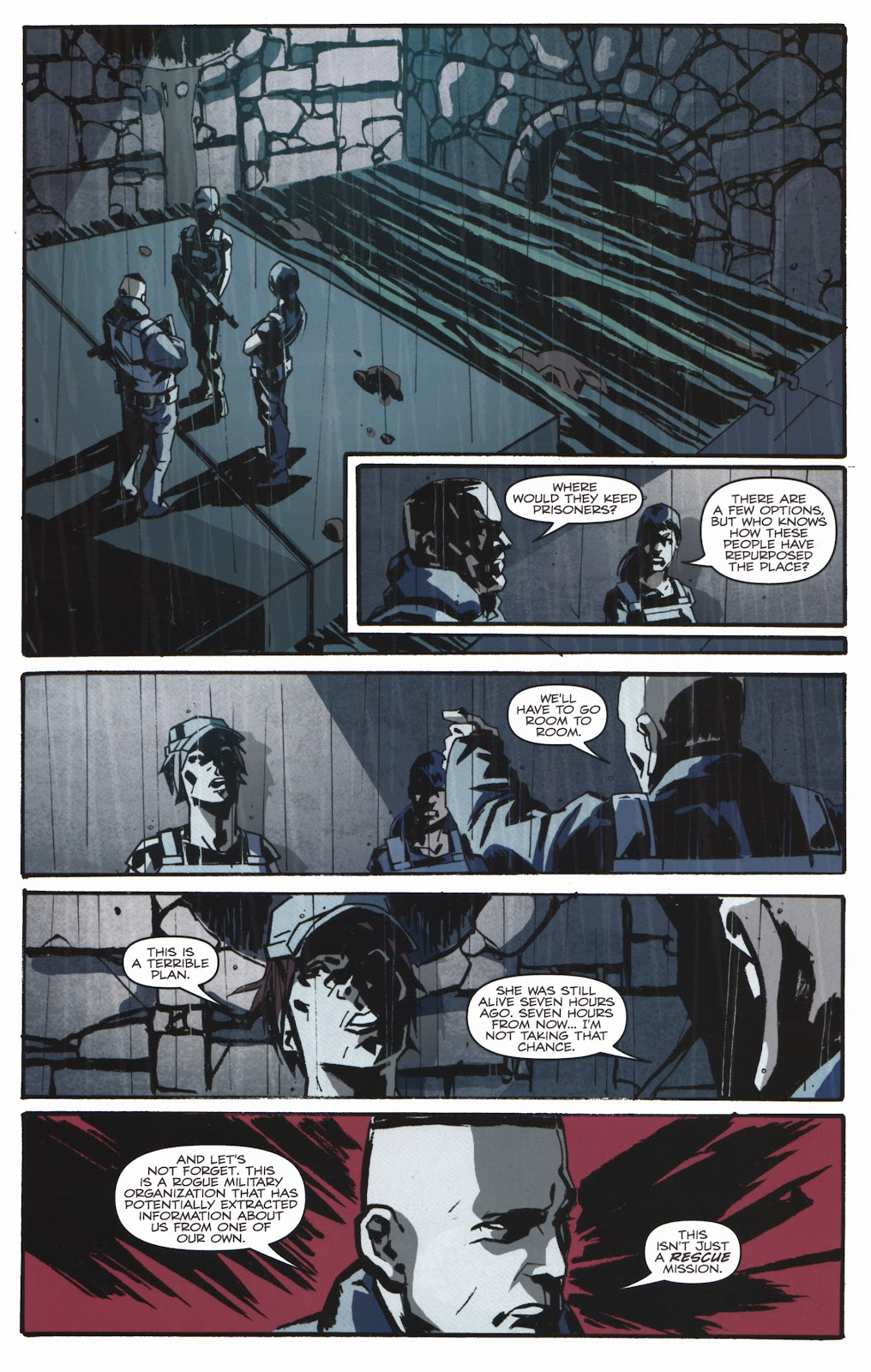 G.I. Joe Cobra (2011) Issue #20 #20 - English 15