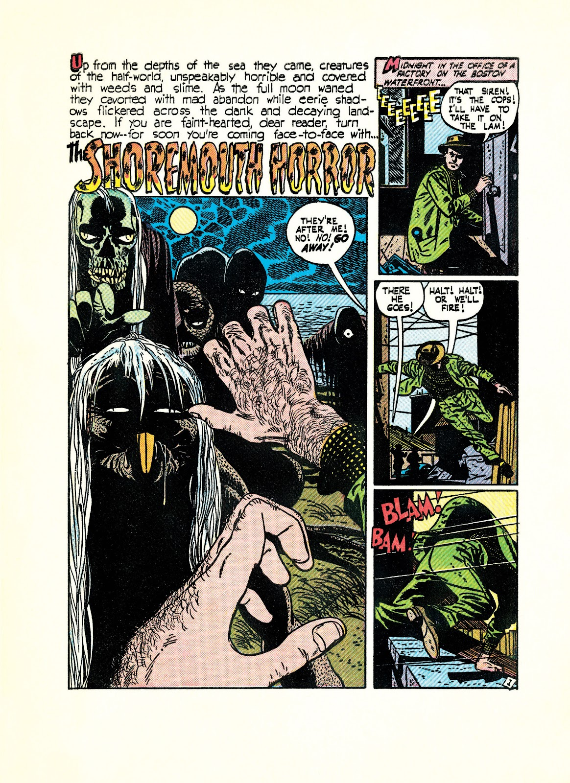 Read online Setting the Standard: Comics by Alex Toth 1952-1954 comic -  Issue # TPB (Part 1) - 92