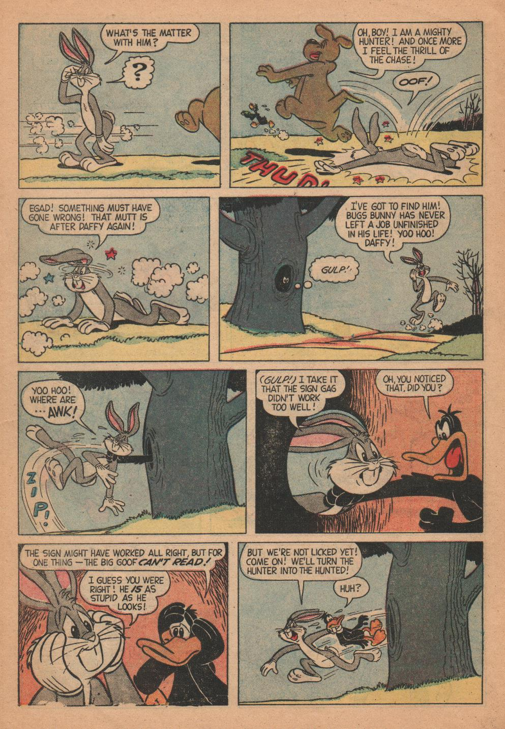 Bugs Bunny (1952) issue 62 - Page 28