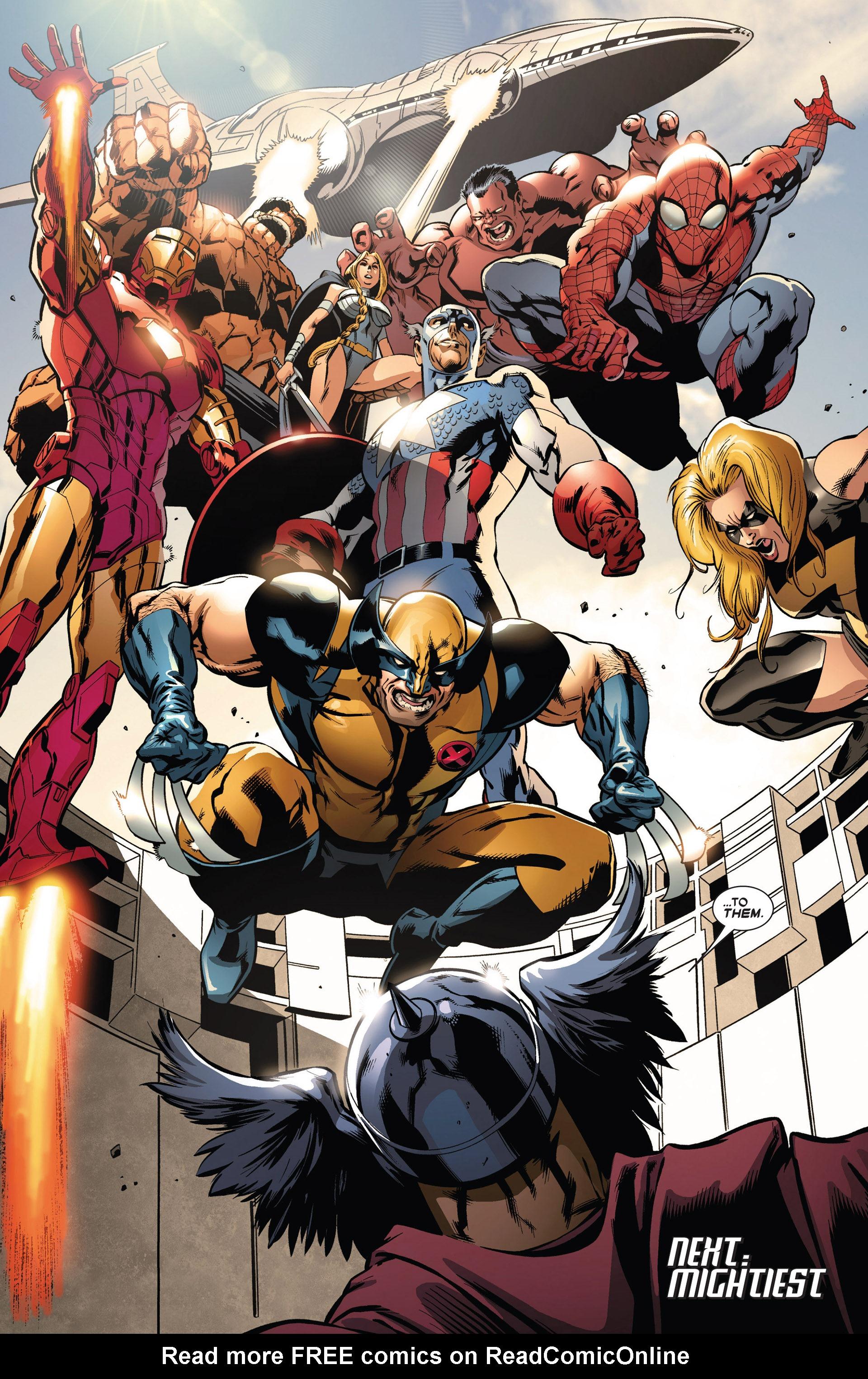 Read online Annihilators: Earthfall comic -  Issue #1 - 22