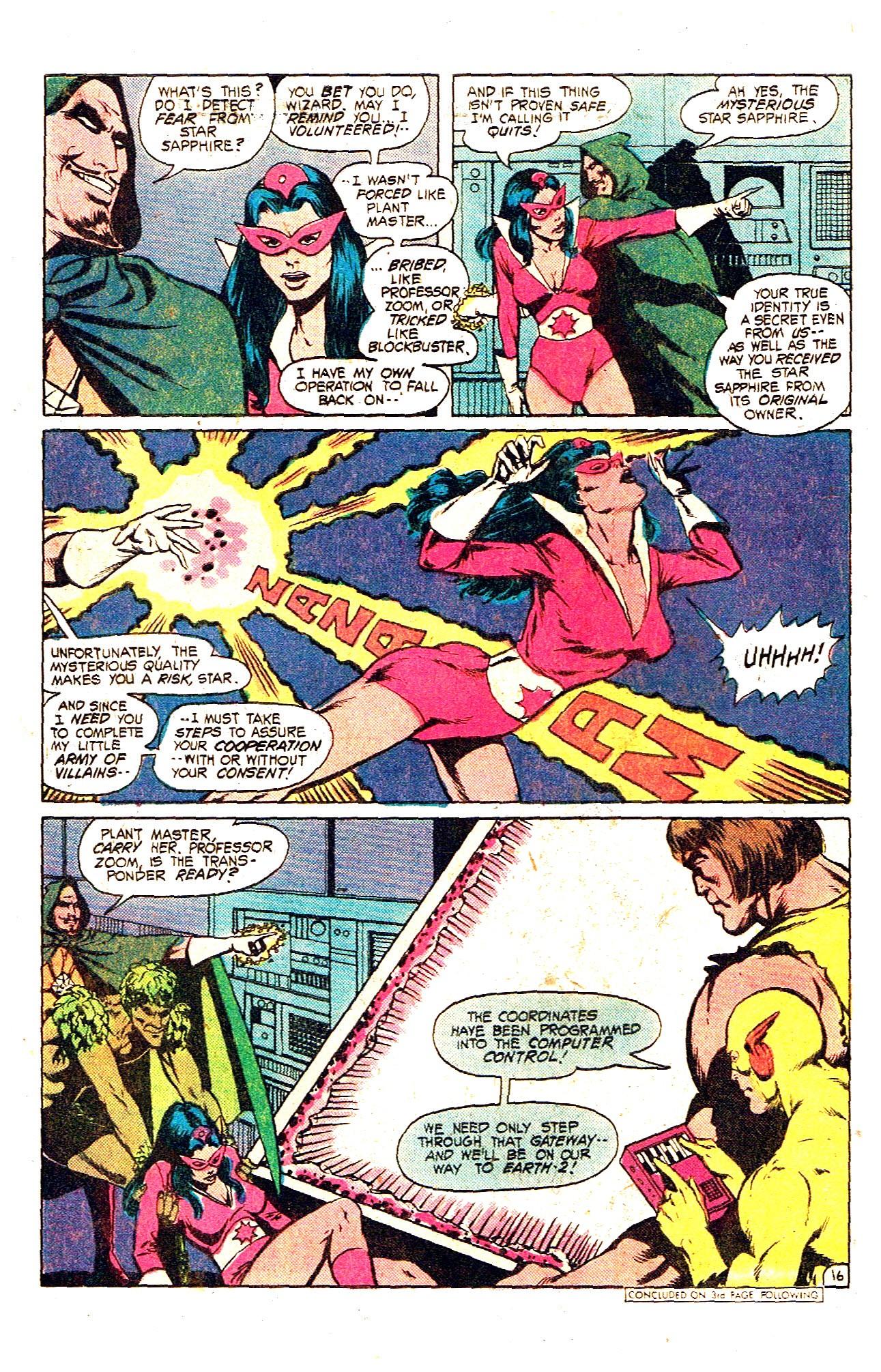 Read online Secret Society of Super-Villains comic -  Issue #12 - 28