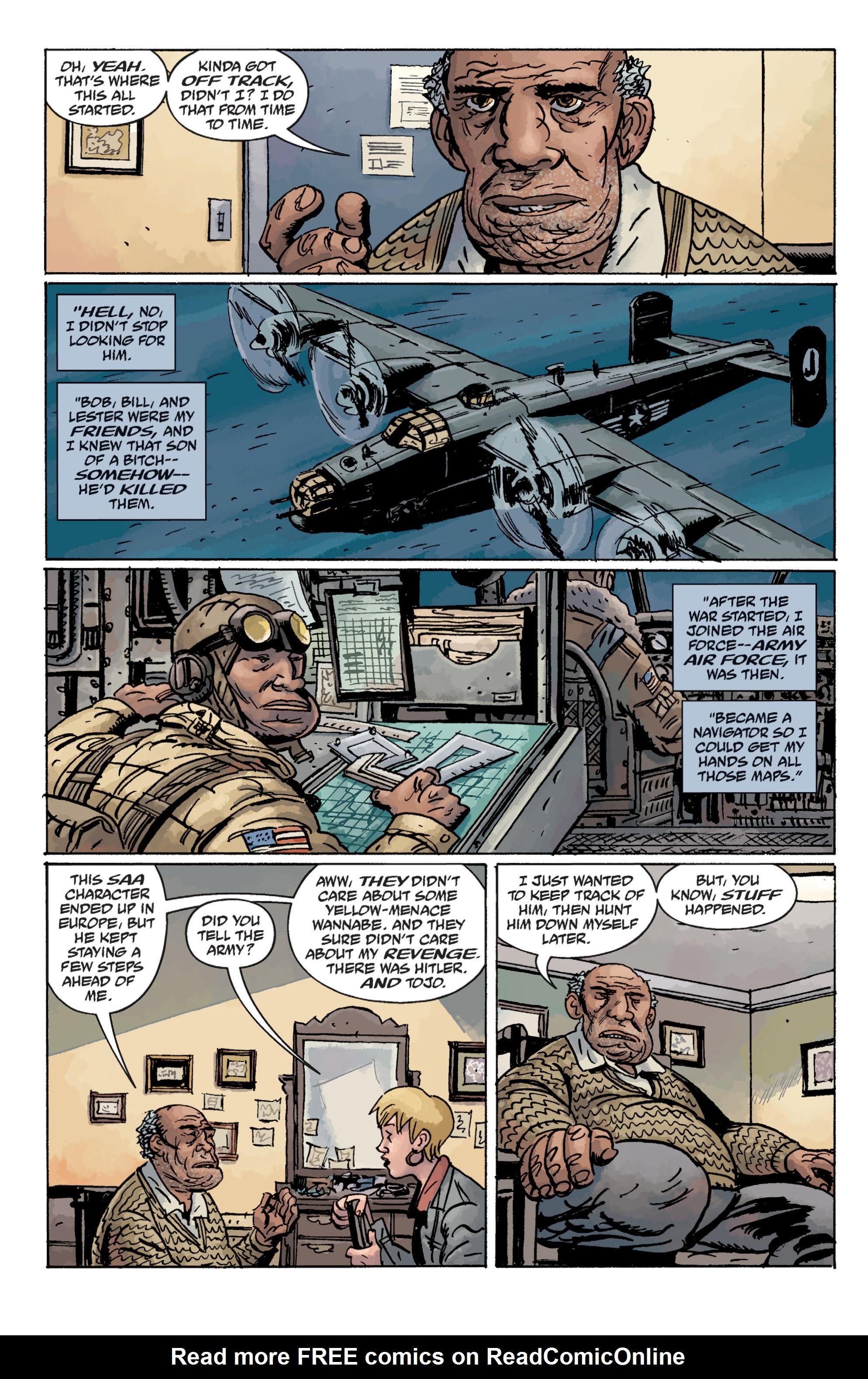 Read online B.P.R.D. (2003) comic -  Issue # TPB 11 - 28