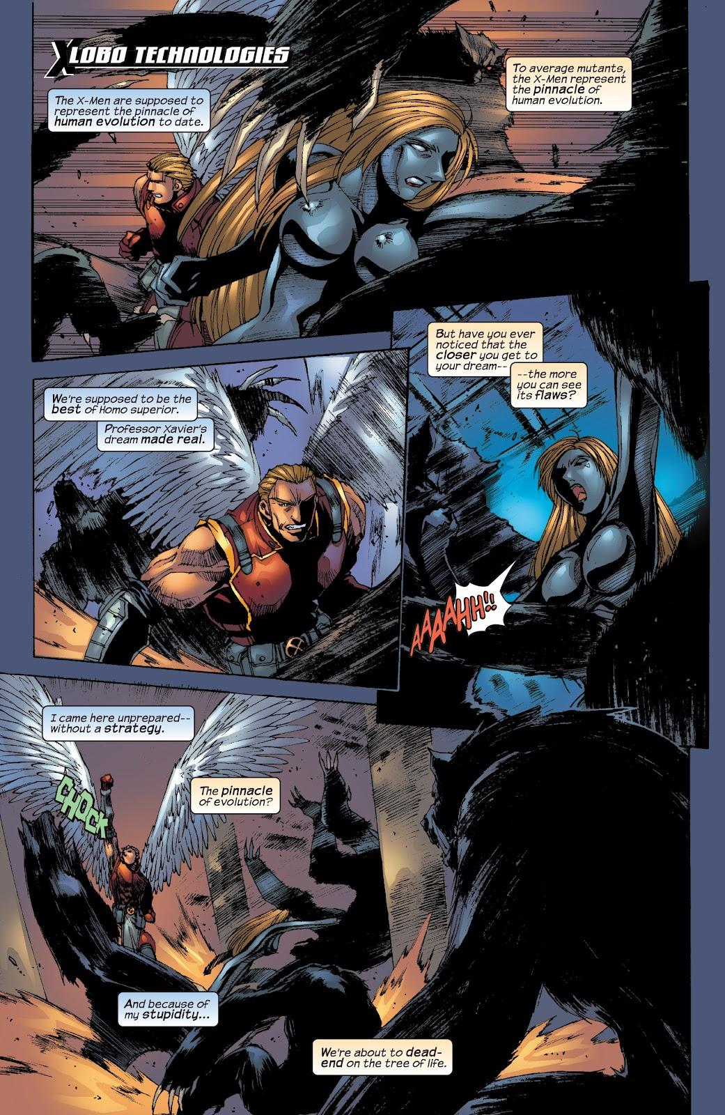 Uncanny X-Men (1963) issue 418 - Page 16