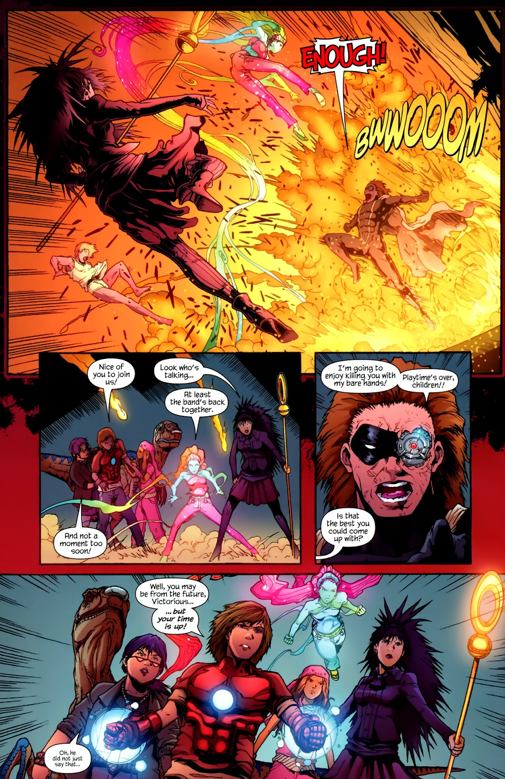 Read online What If? Secret Wars comic -  Issue # Full - 35