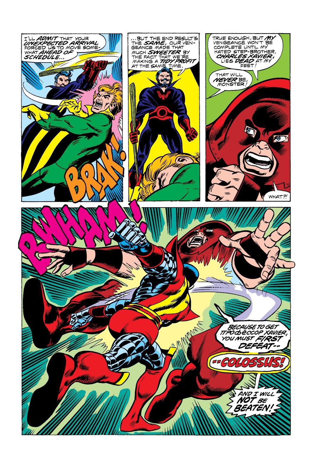 Uncanny X-Men (1963) issue 102 - Page 16