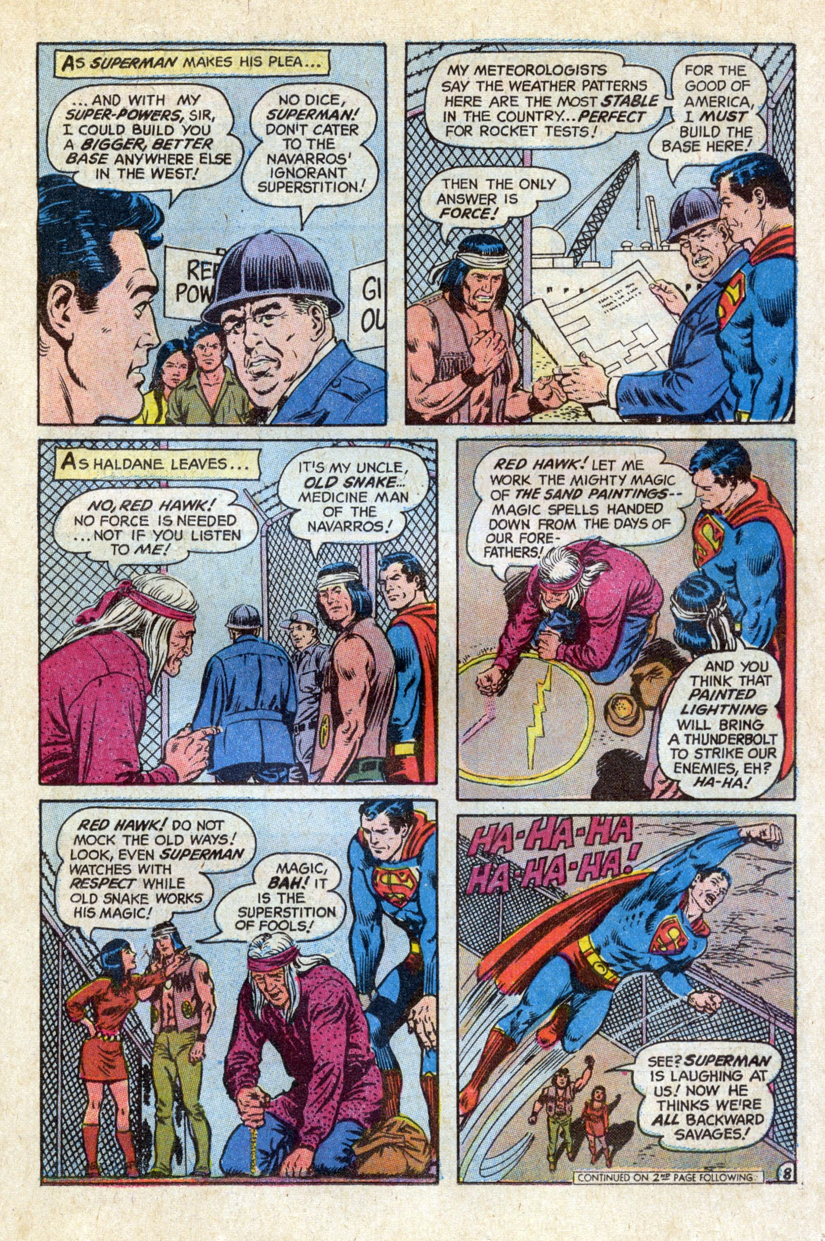 Read online Action Comics (1938) comic -  Issue #401 - 12