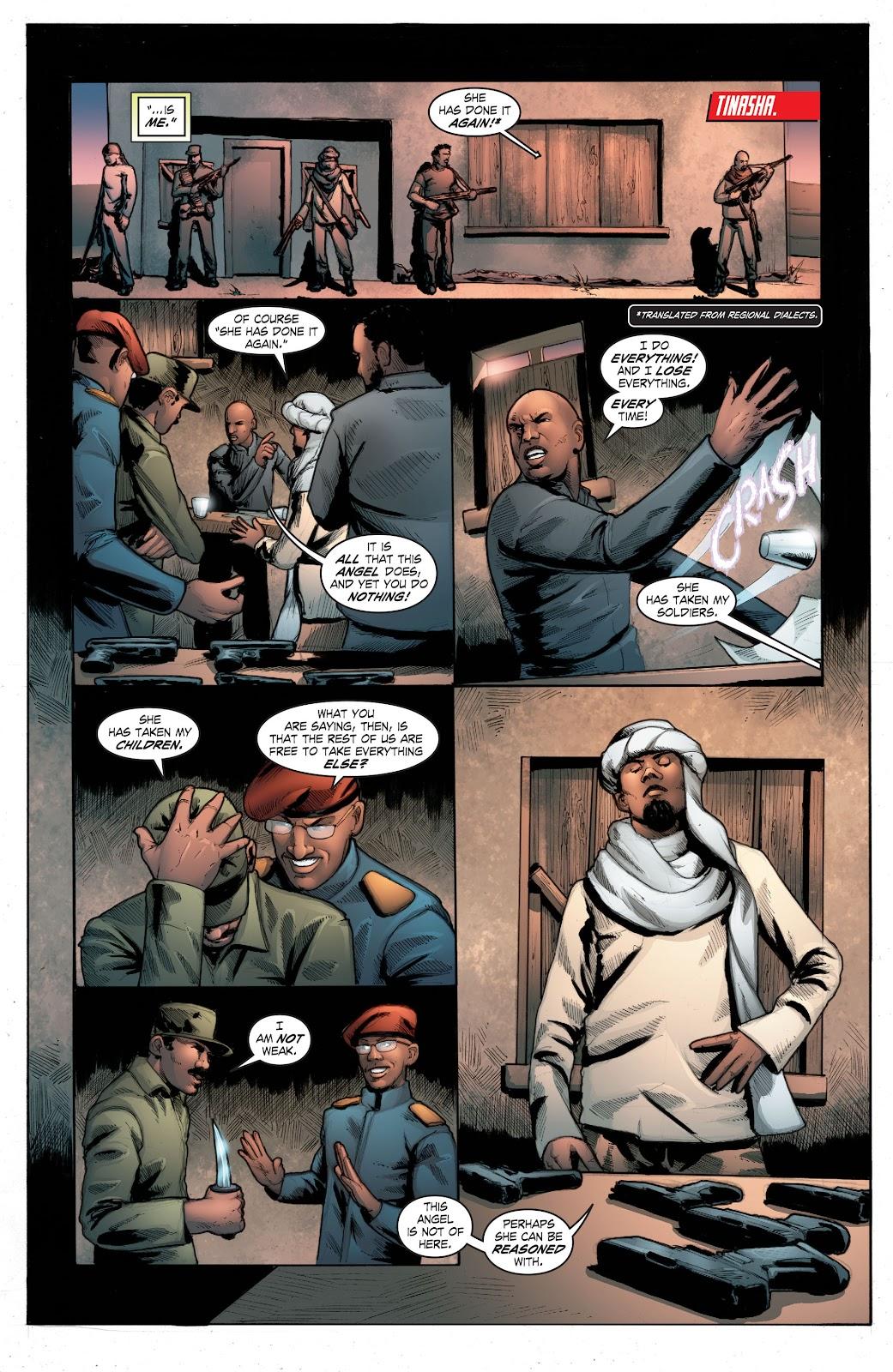 Read online Smallville Season 11 [II] comic -  Issue # TPB 4 - 120