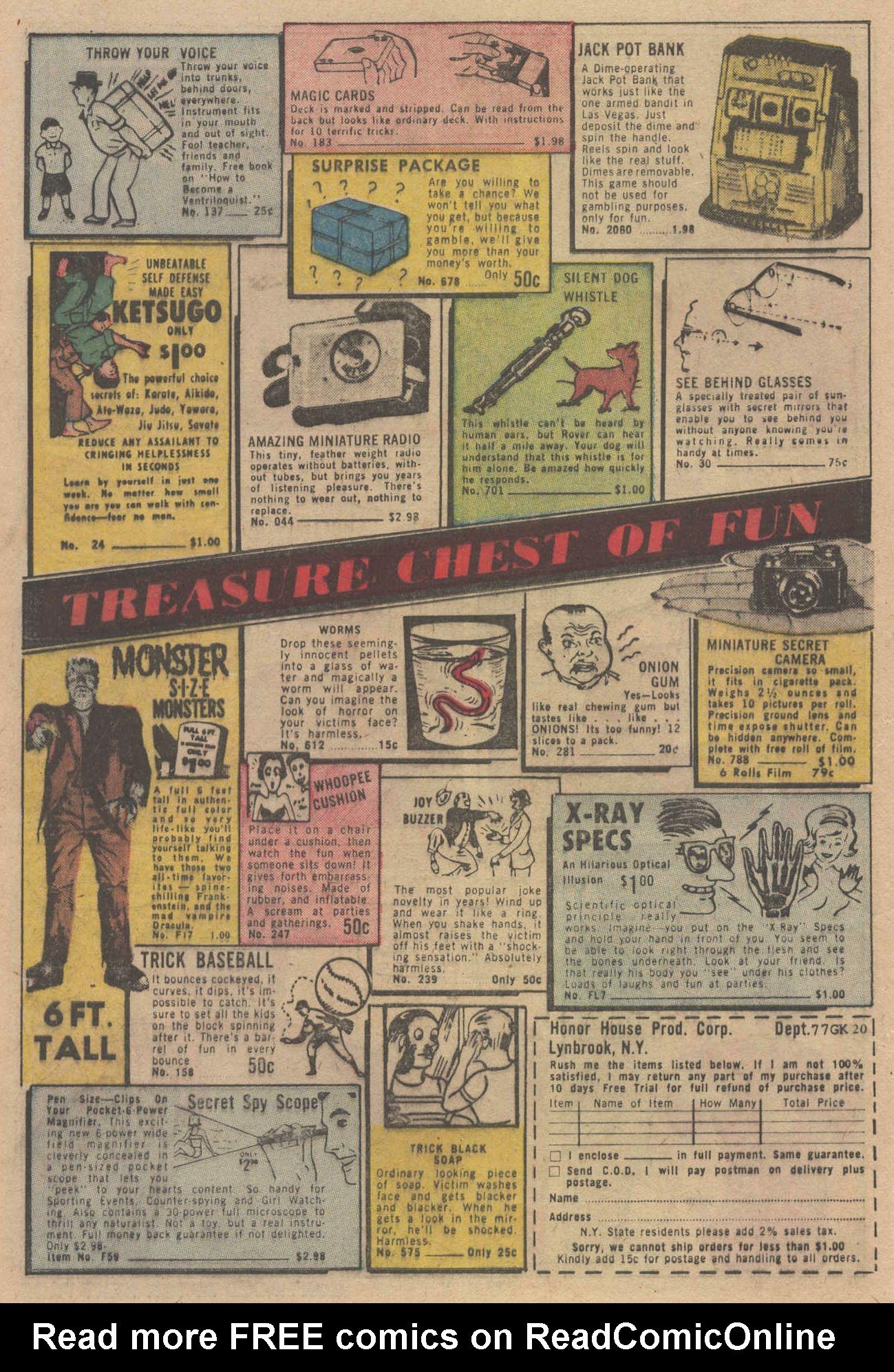 Read online Two-Gun Kid comic -  Issue #83 - 8