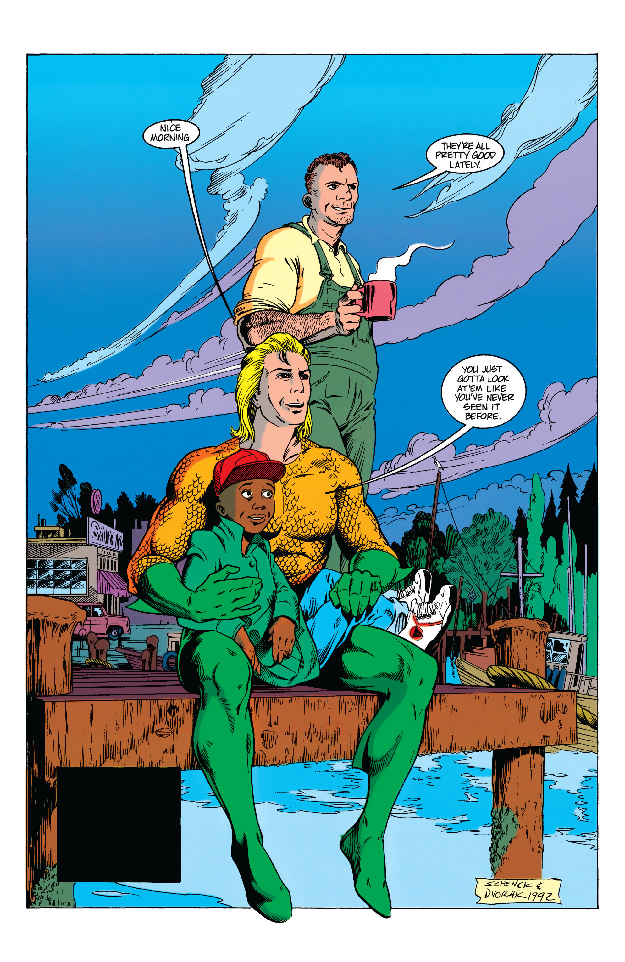 Read online Aquaman (1991) comic -  Issue #13 - 23