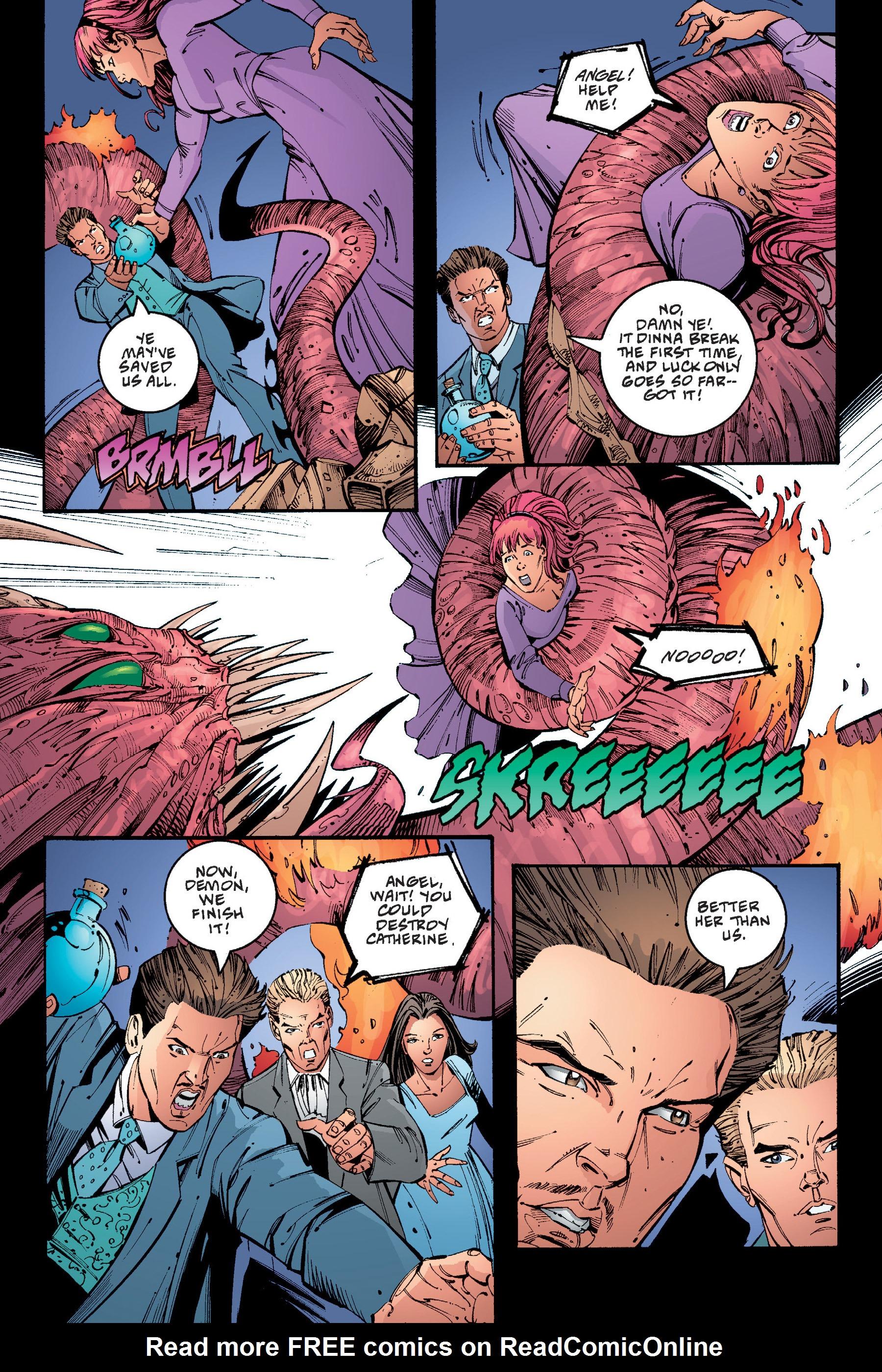 Read online Buffy the Vampire Slayer: Omnibus comic -  Issue # TPB 4 - 326