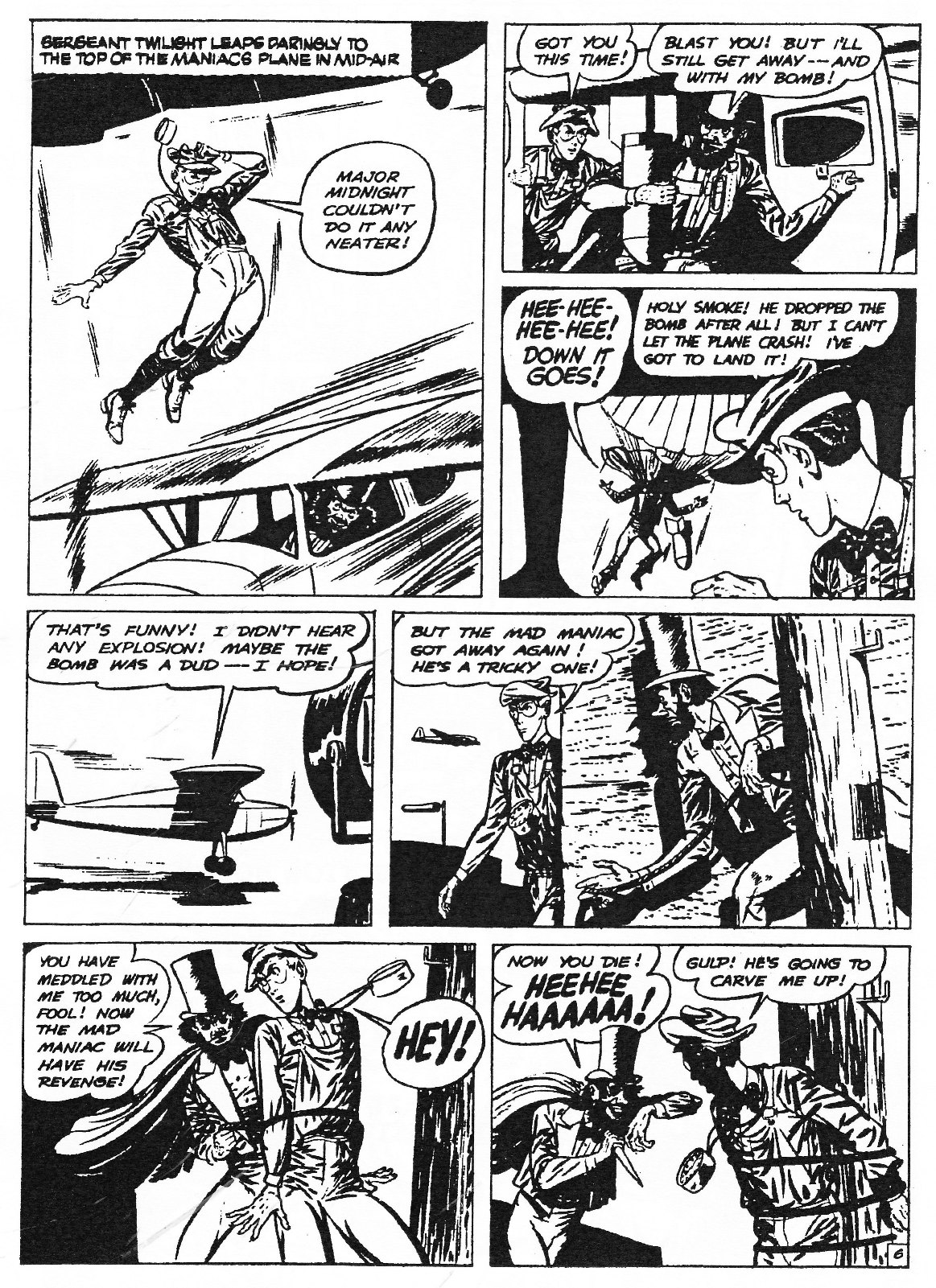 Read online Men of Mystery Comics comic -  Issue #83 - 135