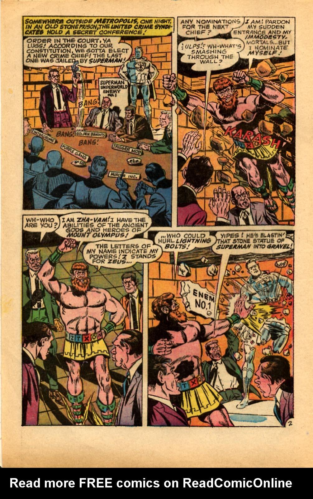 Action Comics (1938) 351 Page 3