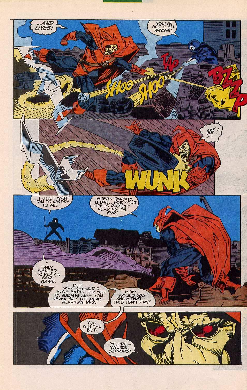 Read online Sleepwalker comic -  Issue #22 - 5