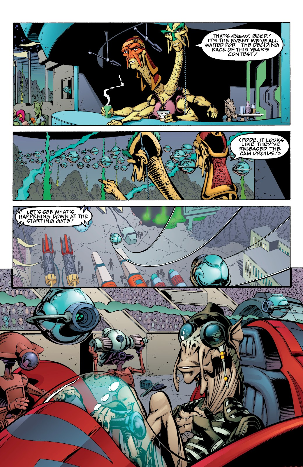 Read online Star Wars Legends Epic Collection: The Menace Revealed comic -  Issue # TPB (Part 4) - 3