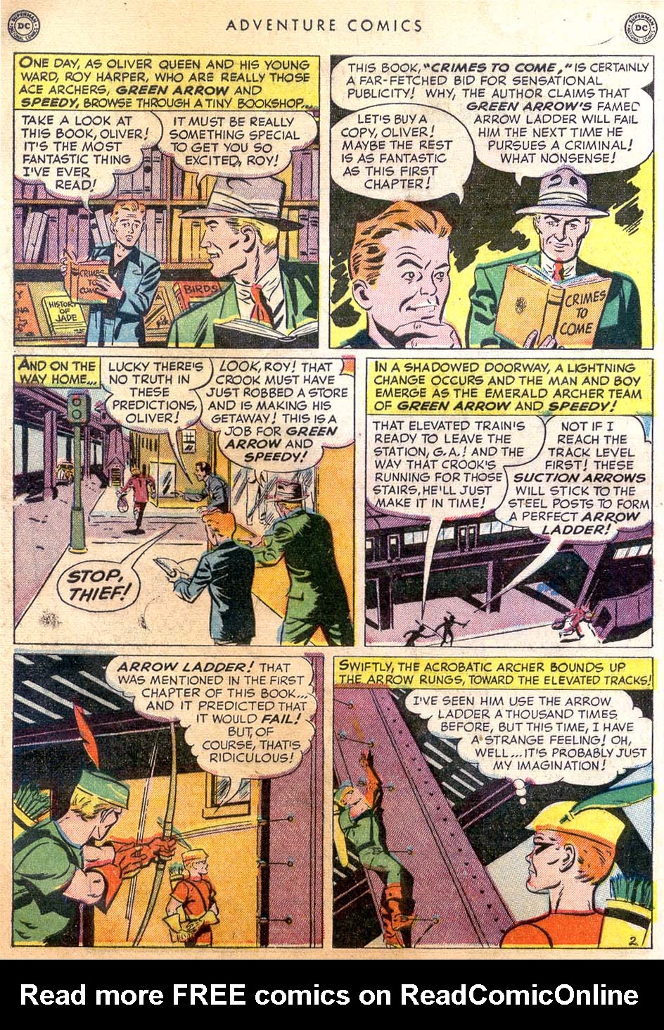 Read online Adventure Comics (1938) comic -  Issue #158 - 40