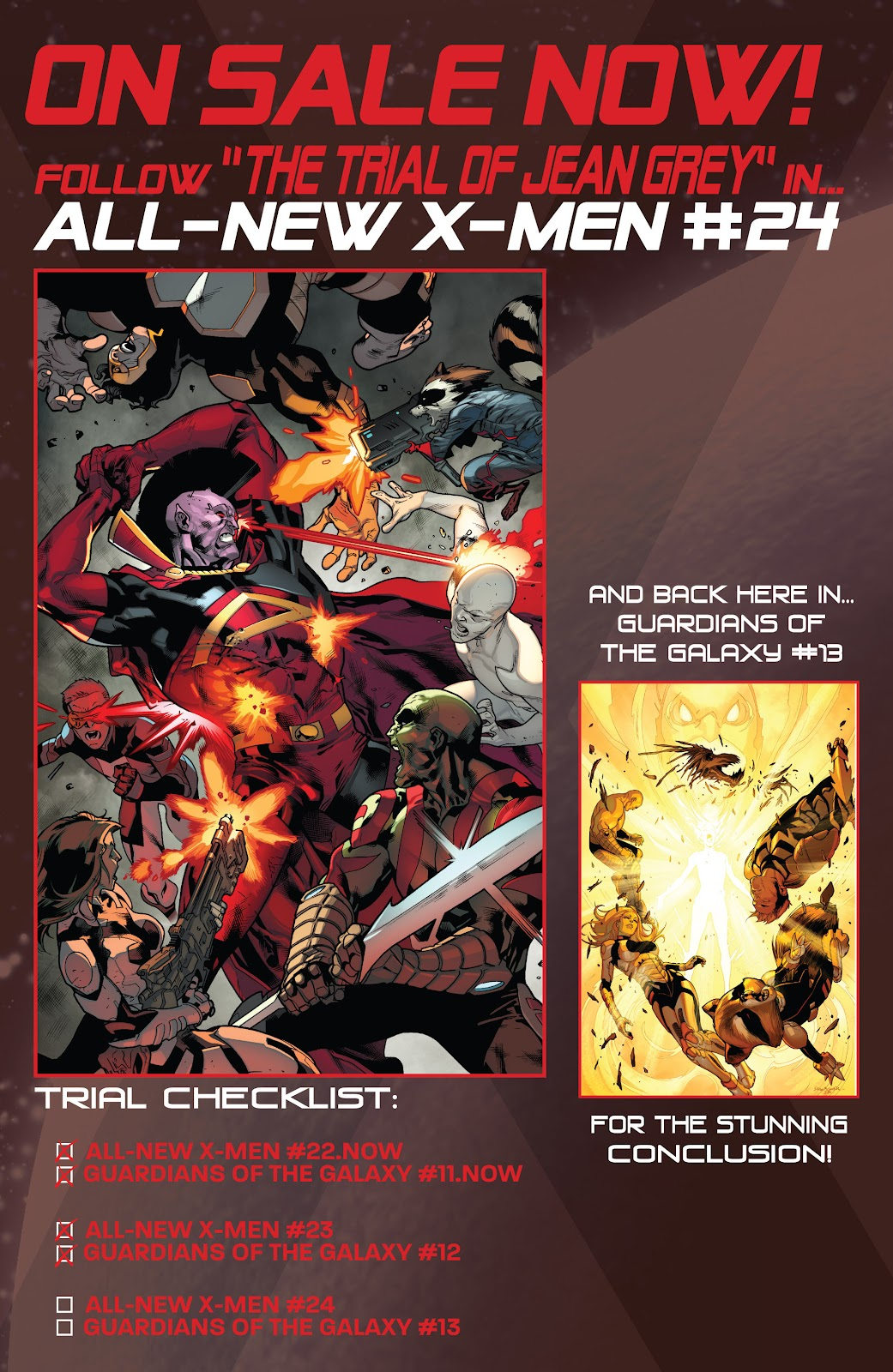 Guardians of the Galaxy/All-New X-Men: The Trial of Jean Grey issue TPB - Page 79