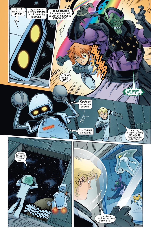 Read online Skrulls vs. Power Pack comic -  Issue #3 - 6