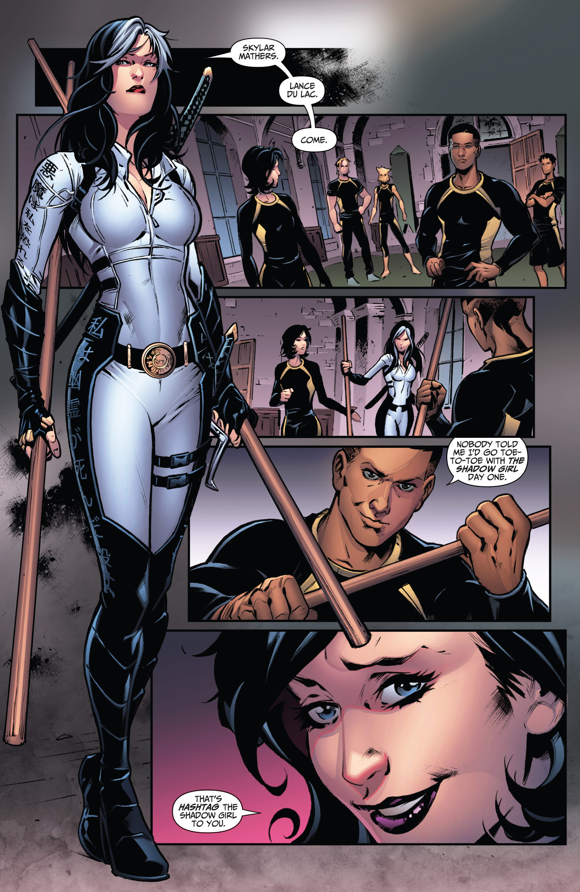 Read online Grimm Fairy Tales: Arcane Acre comic -  Issue # TPB 3 - 16