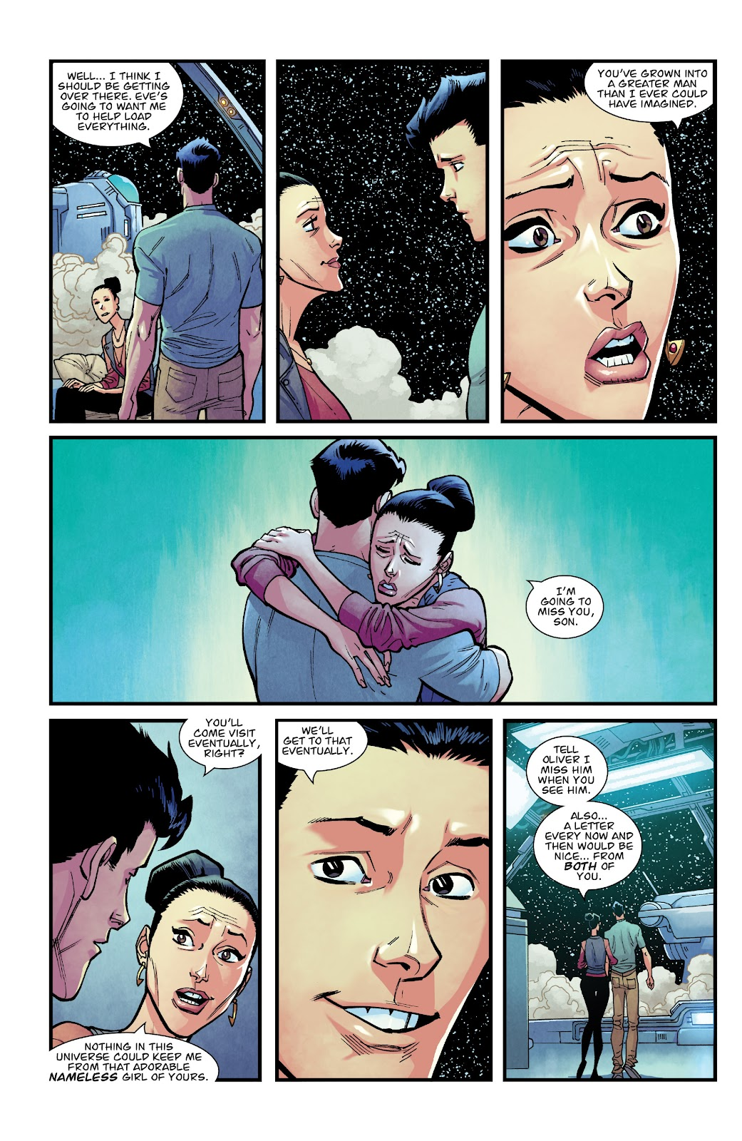 Invincible (2003) issue TPB 21 - Modern Family - Page 61