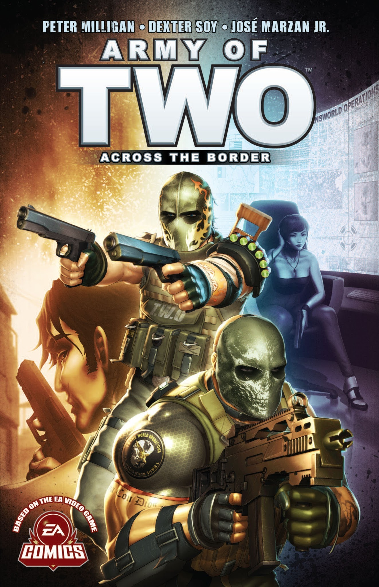 Army of Two _TPB_1 Page 1