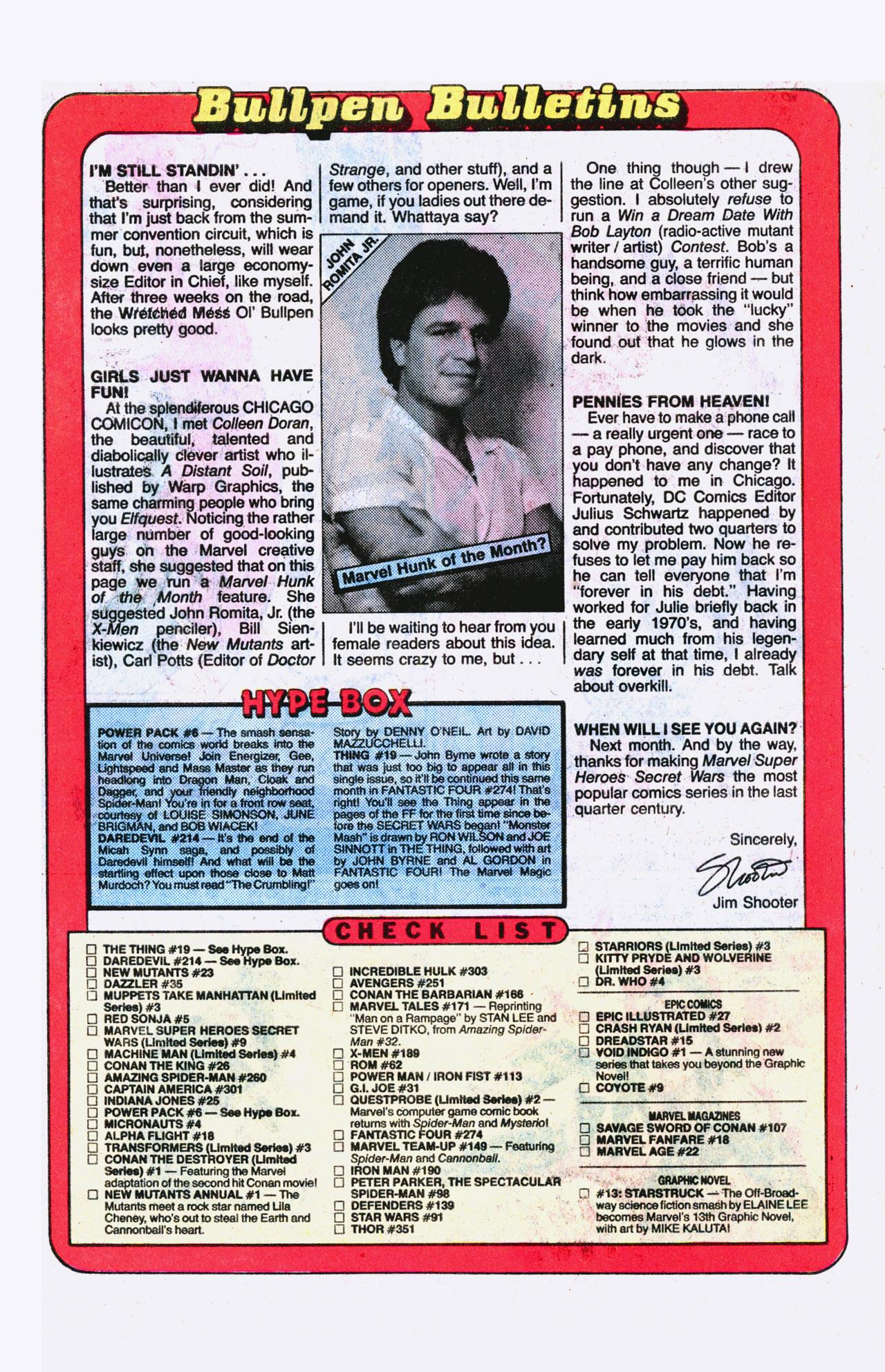 Read online Alpha Flight (1983) comic -  Issue #18 - 24